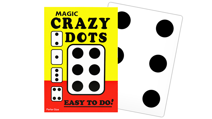 CRAZY DOTS by Murphy`s Magic Supplies