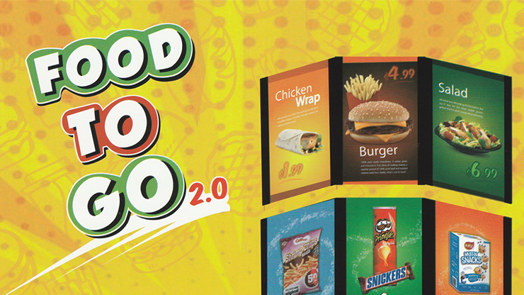 Food-To-Go-2.0-by-George-Iglesias-and-Twister-Magic