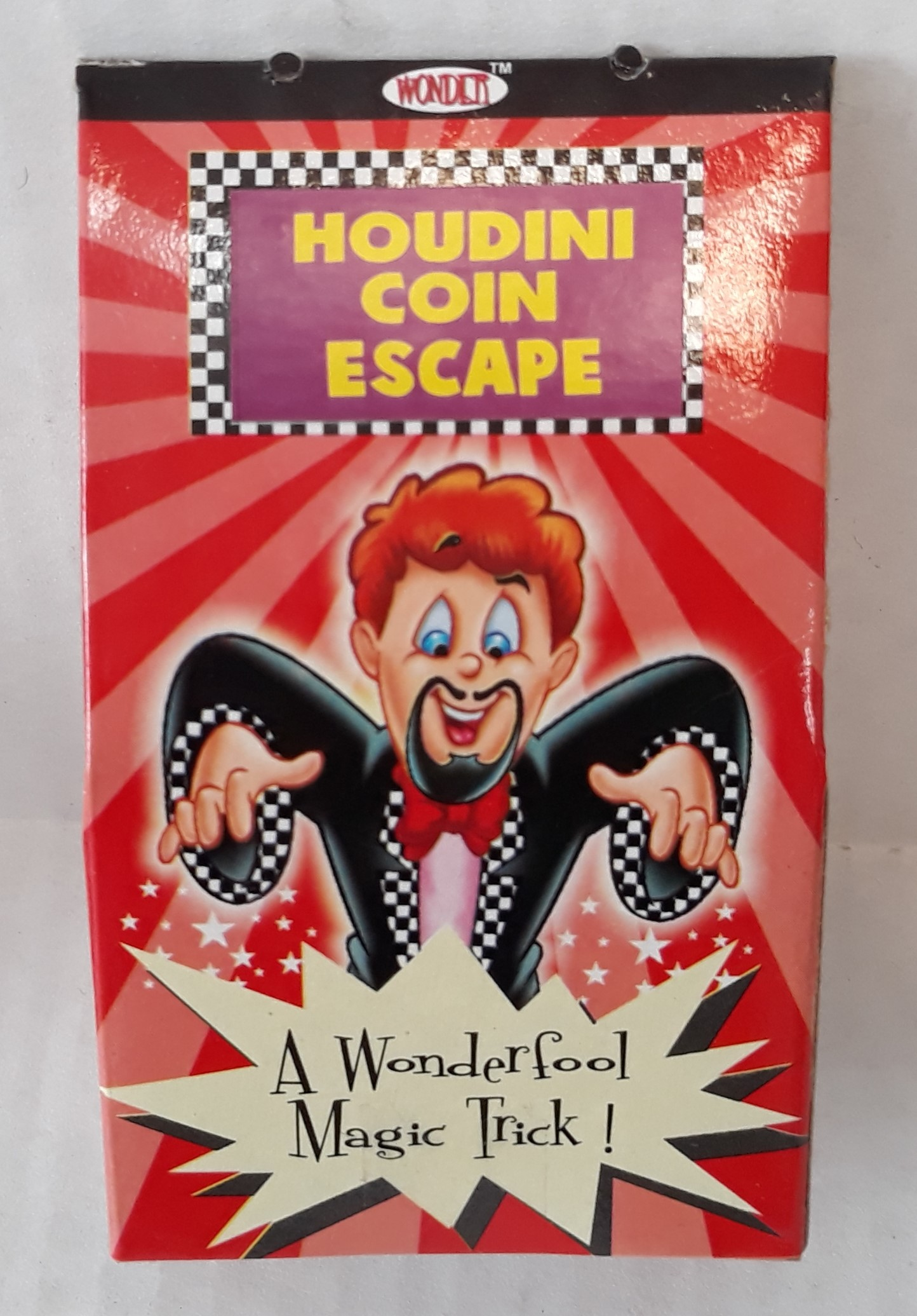 Houdini Coin Escape