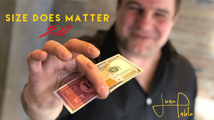 Size Does Matter 2.0 by Juan Pablo Magic