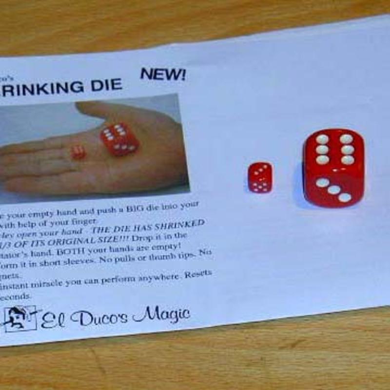 Shrinking Die - El Duco