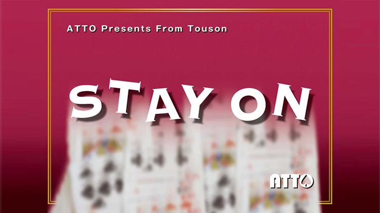STAY ON by Touson & Katsuya Masuda