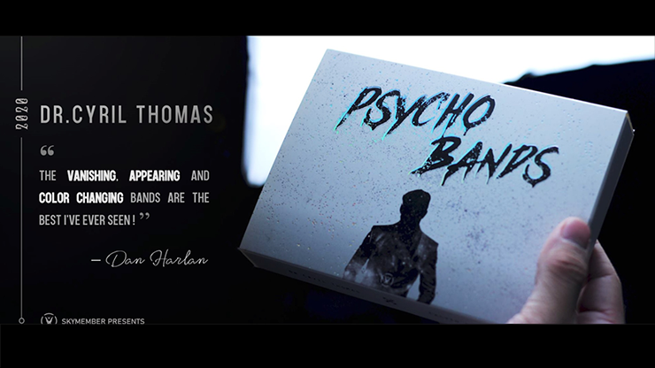 Skymember Presents Psychobands by Dr. Cyril Thomas ft Calvin Liew