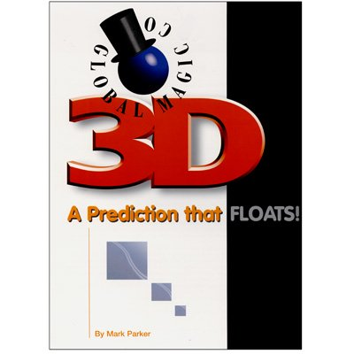 3D Prediction by Mark Parker*