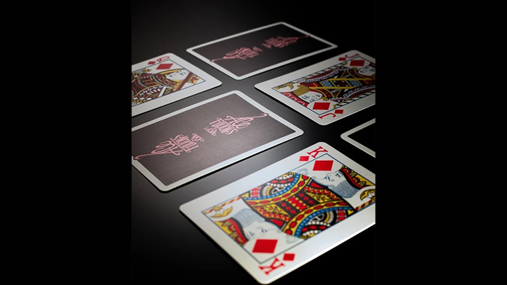 Ace Fulton`s Casino Femme Fatale Playing Cards