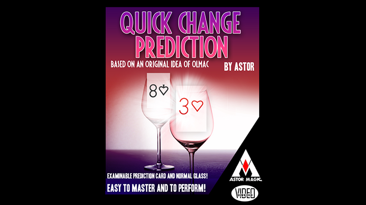 Quick Change Prediction by Astor*