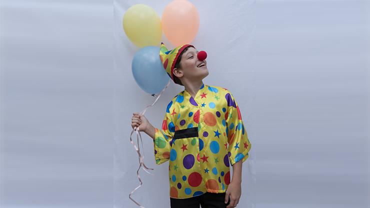 Costume Bag (Clown) by Bazar de Magia