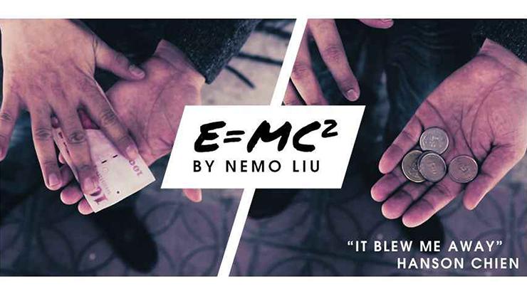 E=MC2by Nemo  & Hanson Chien