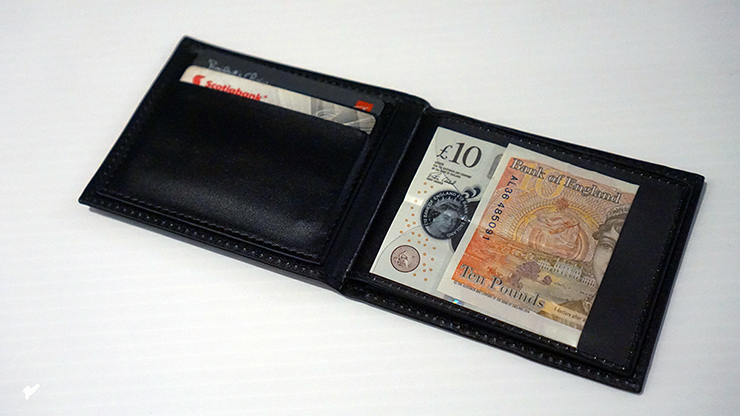 Vortex Magic presents The WEISER WALLET By Danny Weiser