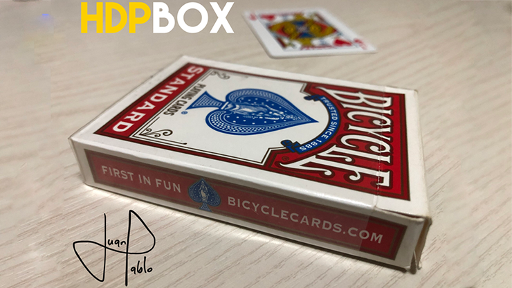 HDP BOX by Juan Pablo