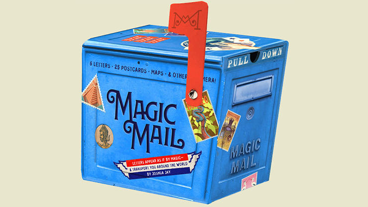 Magic-Mail-by-Joshua-Jay