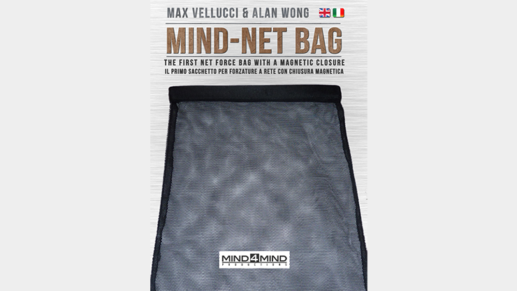 MIND NET BAG by Max Vellucci and Alan Wong