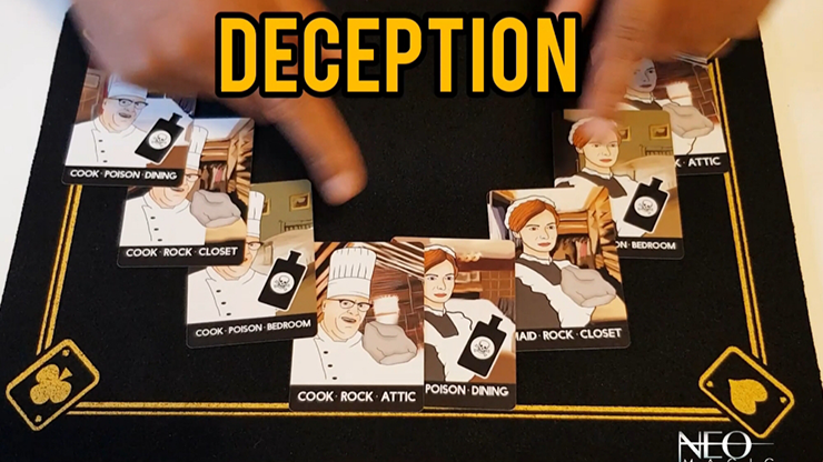 Deception by Vinny Sagoo