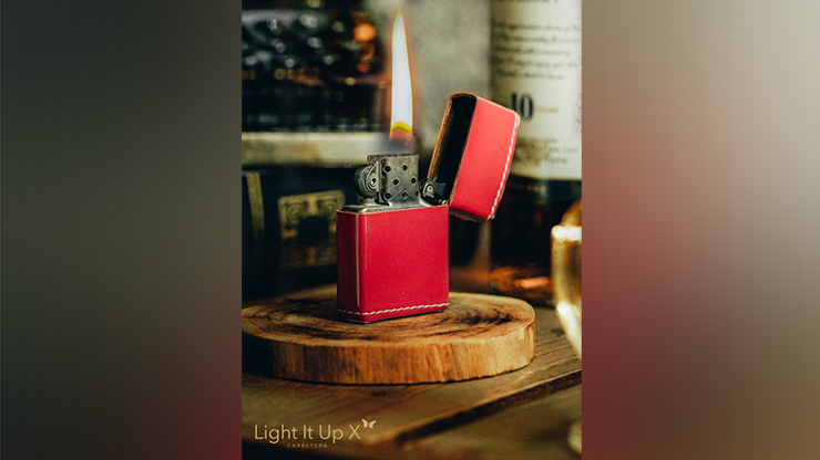 Limited Edition Light It Up Scarlet Shine Edition by SansMinds