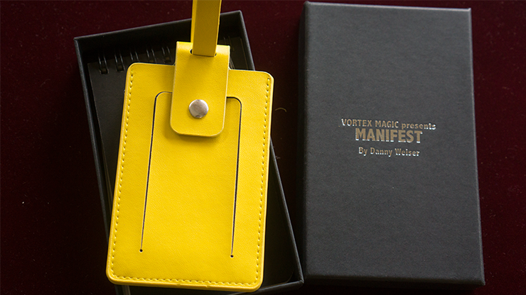 Manifest by Vortex and Danny Weiser