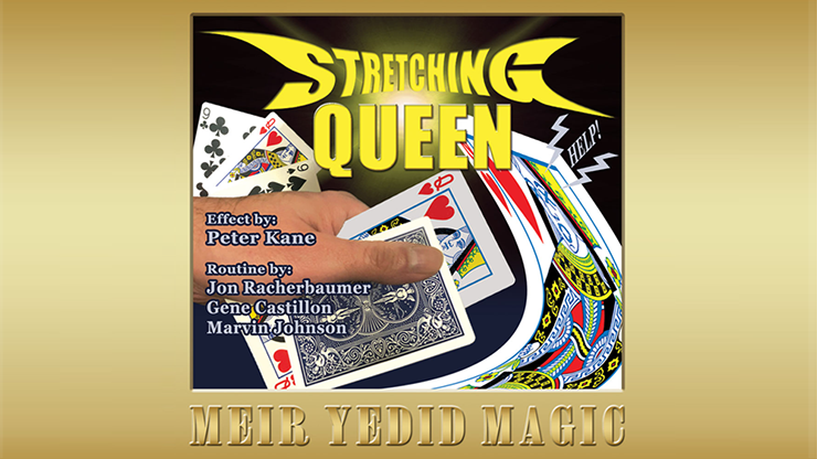 The Stretching Queen by Peter Kane, Racherbaumer, Castilon and Johnson