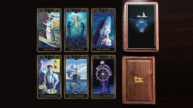 Titanic Tarot Cards