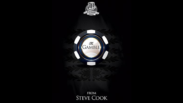 Gamble by Steve Cook & Kaymar Magic