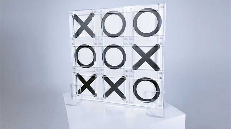 Tic Tac Toe X (Parlor) by Bond Lee and Kaifu Wang