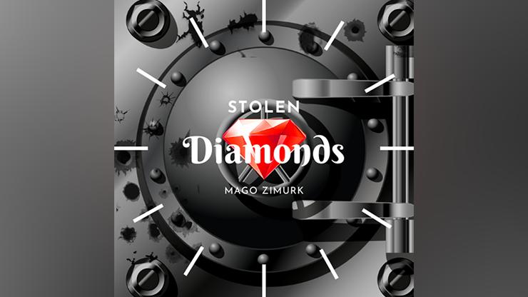 STOLEN DIAMONDS by Magician Zimurk