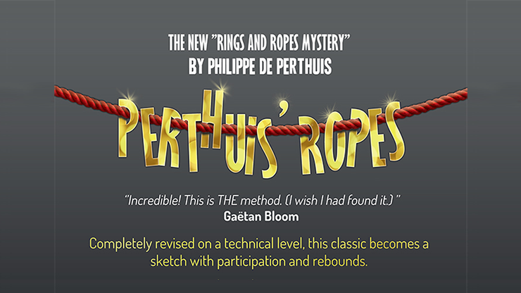 Perthuis` Ropes by Philippe de Perthuis