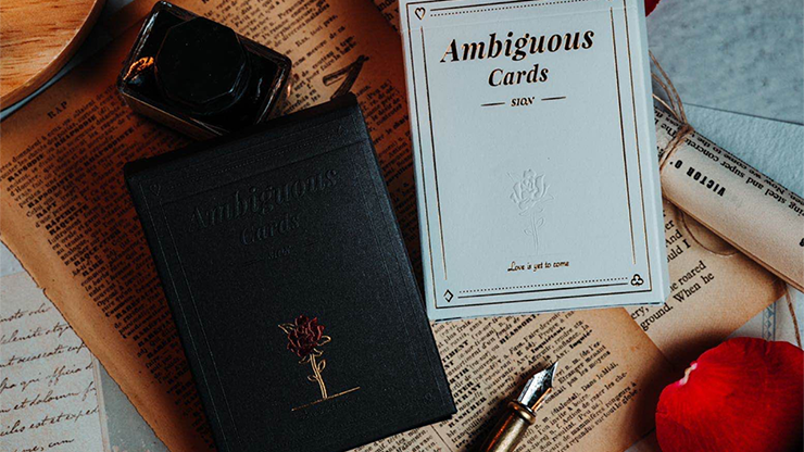 Ambiguous Playing Cards