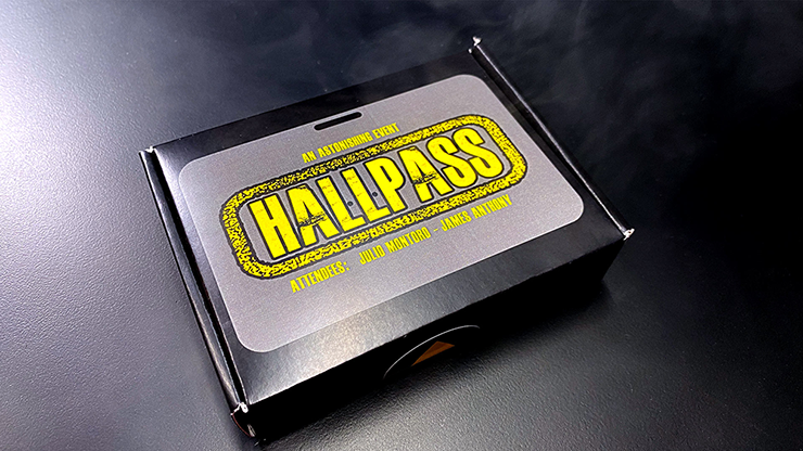 HALLPASS by Julio Montoro*