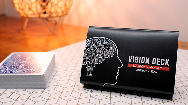 Vision deck by W.Eston -  Manolo & Anthony Stan