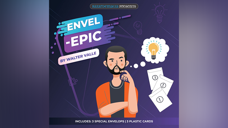 Envel - Epic by Bazar de Magia