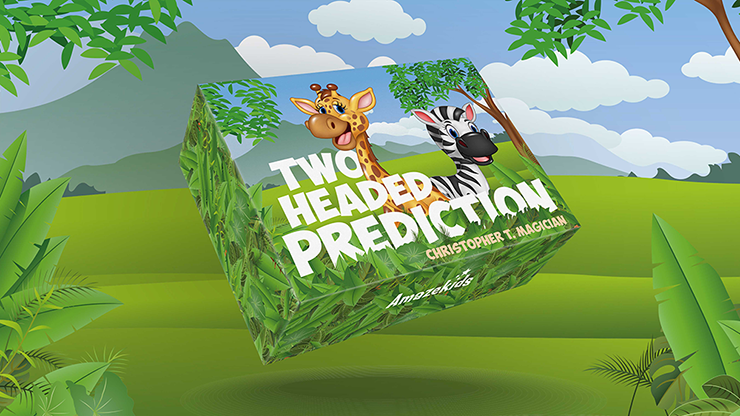 TwoHeaded-Prediction-by-Christopher-T.-Magician