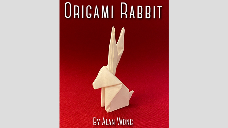Origami-Rabbit-by-Alan-Wong