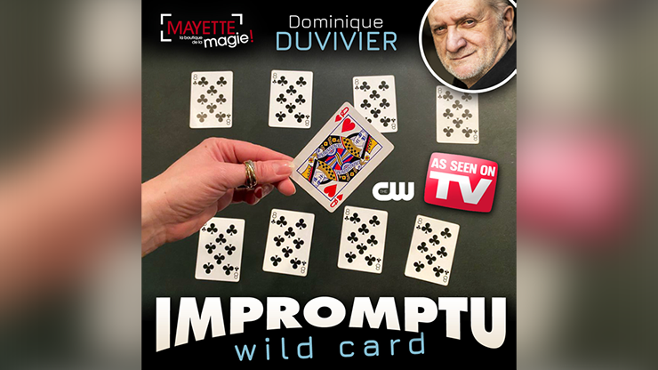Impromptu Wild Card by Dominique Duvivier