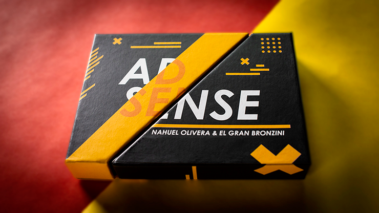 AdSense by El Gran Bronzini & Nahuel Olivera*