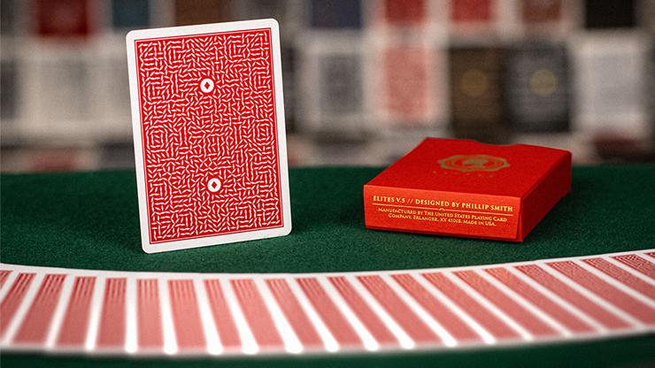 DMC ELITES: V Playing Cards