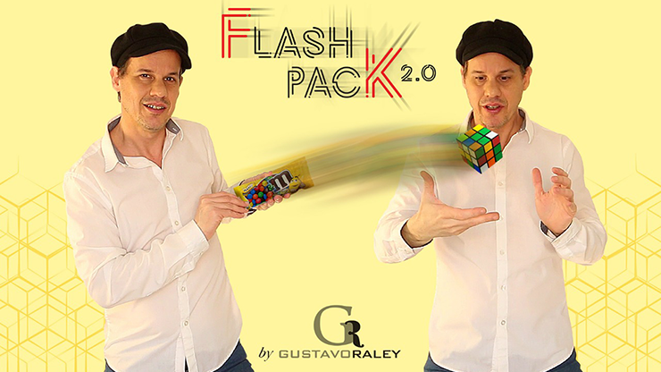FLASH PACK 2.0 by Gustavo Raley