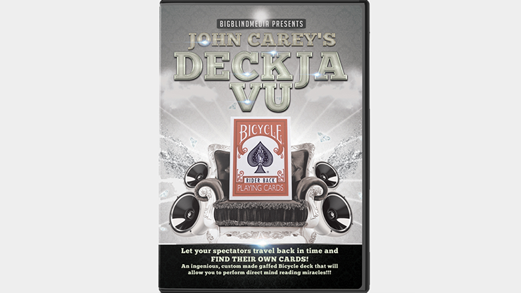 Big Blind Media Presents Deck Ja Vu by John Carey