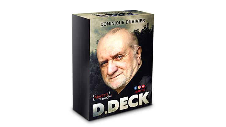 D. DECK by Dominique Duvivier