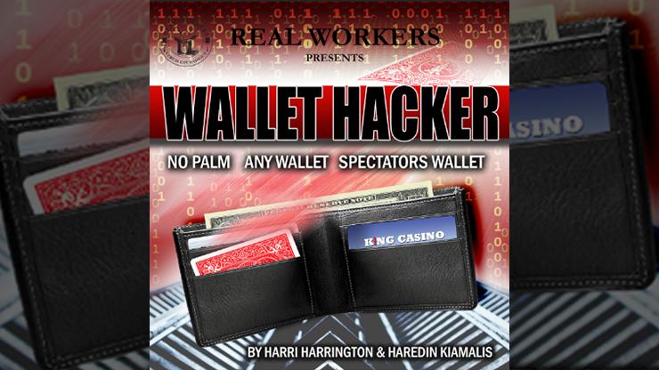 Wallet Hacker by Joel Dickinson