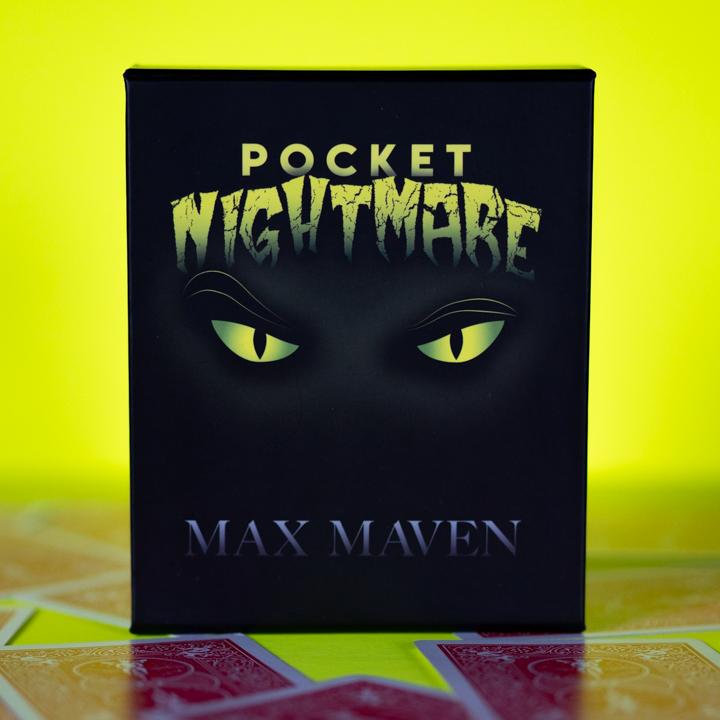 Pocket Nightmare by Max Maven