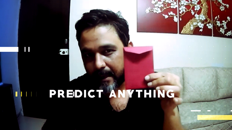 VIRTUAL PREDICTION by Manoj Kaushal