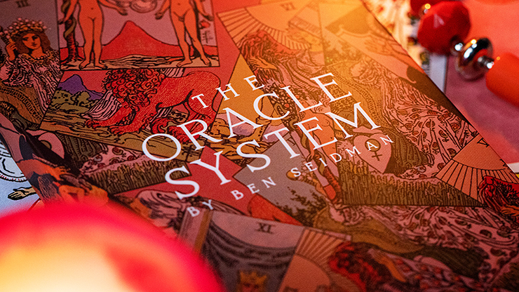 The Oracle System by Ben Seidman