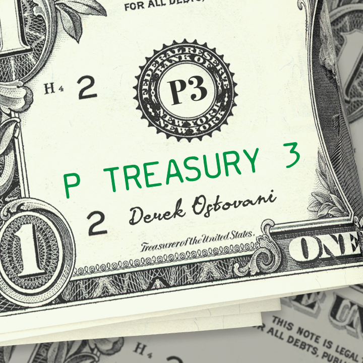 Treasury by Derek Ostovani