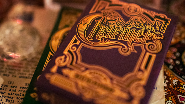 Charmers Playing Cards By Kellar and Lotrek