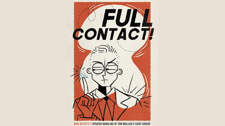 Full Contact by Nick Diffatte