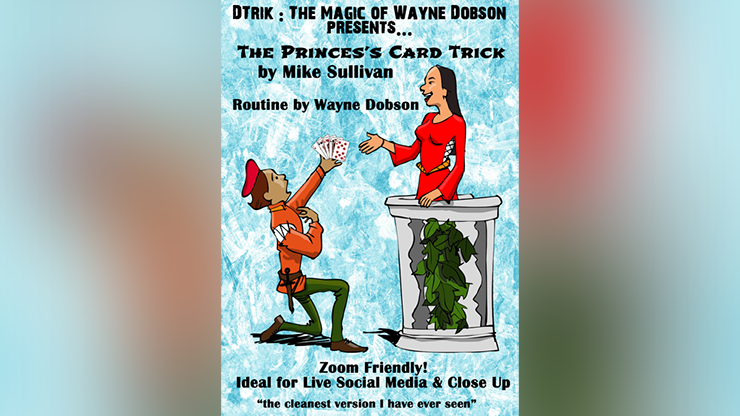 The Princes`s Card Trick by Mike Sullivan