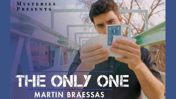 The-Only-One-Red-by-Martin-Braessas
