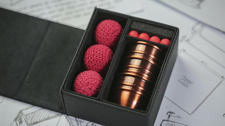 Mini Cups & Balls by TCC