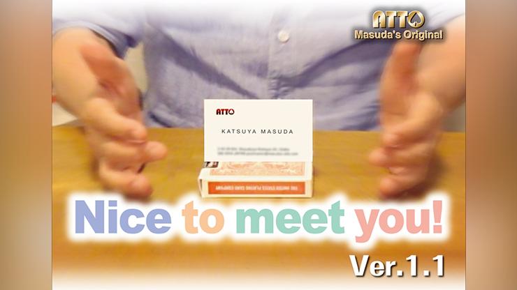 Nice To Meet You 2! by Masuda Magic