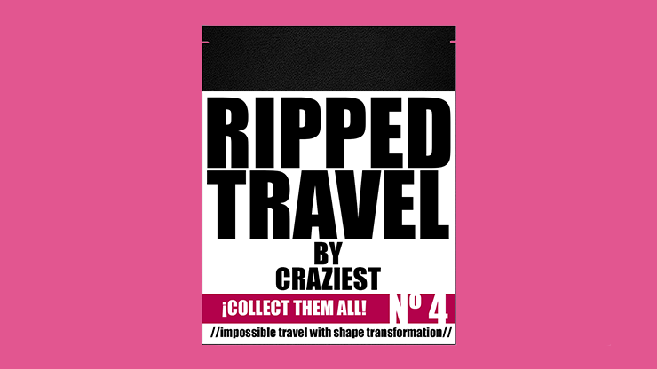 RIPPED TRAVEL by Craziest