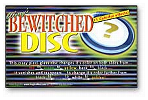 Bewitched Disc - Werry